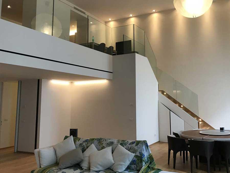 Appartamenti signorili e recupero sottotetti