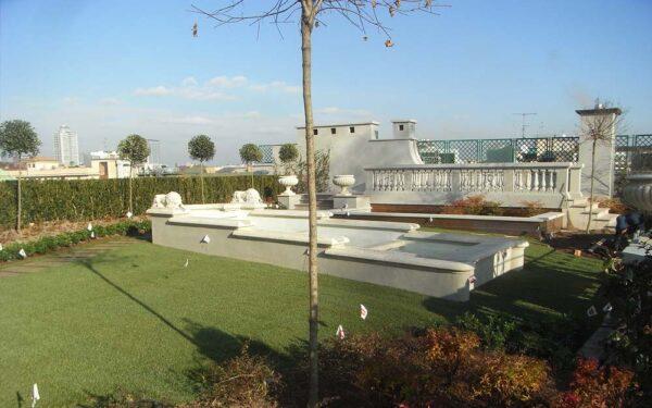 Zecchini Costruzioni srl - Giardini pensili 4