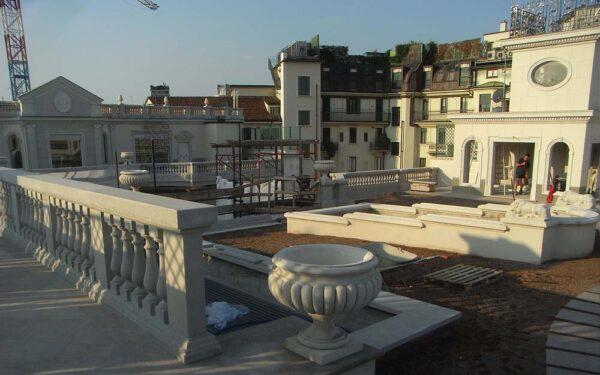 Zecchini Costruzioni srl - Giardini pensili 5